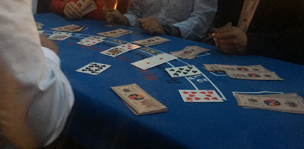 El blackjack del CIO